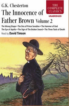 The Innocence of Father Brown – Volume 2, G. K. Chesterton