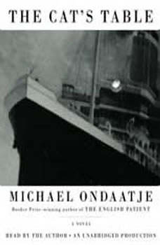 The Cat's Table, Michael Ondaatje