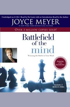 Battlefield of the Mind: Ganar la Batalla en su Mente, Joyce Meyer