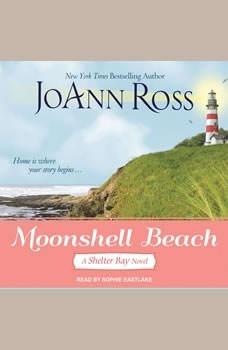 Moonshell Beach: A Shelter Bay Novel, JoAnn Ross