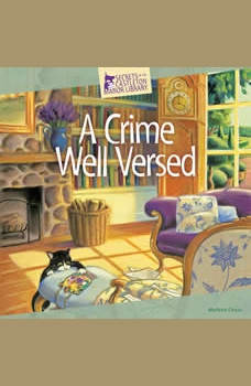 A Crime Well Versed, Marlene Chase