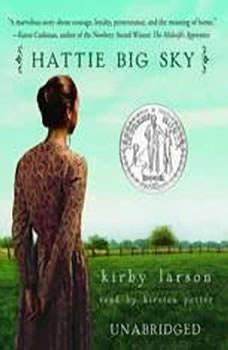 Hattie Big Sky, Kirby Larson