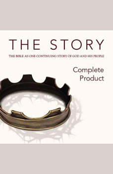 The NIV Story, Audio Download: The Bible as One Continuing Story of God and His People, Various-Full Cast