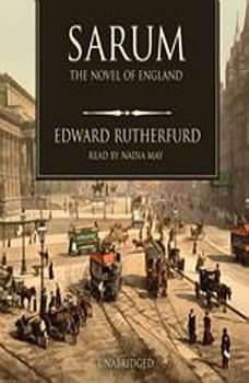 Sarum: The Novel of England The Novel of England, Edward Rutherfurd