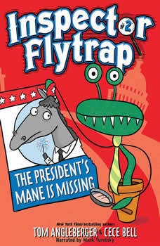 Inspector Flytrap in the President's Mane is Missing, Tom Angleberger