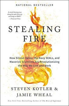 Stealing Fire: How Silicon Valley, the Navy SEALs, and Maverick Scientists Are Revolutionizing the Way We Live and Work, Steven Kotler
