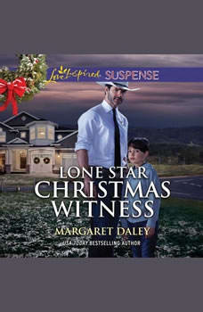 Lone Star Christmas Witness, Margaret Daley