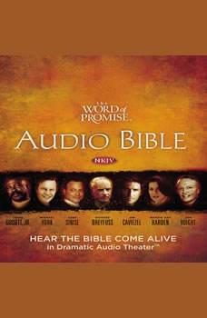 NKJV Word of Promise: Complete Audio Bible, Jim Caviezel