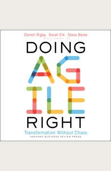 Doing Agile Right: Transformation Without Chaos, Steven H. Berez