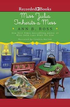Miss Julia Inherits a Mess, Ann B. Ross