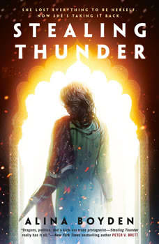 Stealing Thunder, Alina Boyden