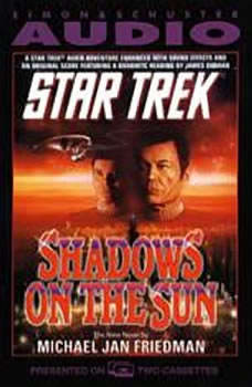 Star Trek: Shadows On the Sun, Michael Jan Friedman