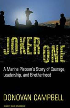 Joker One by Donovan Campbell (2010, Paperback) New York Times Bestseller