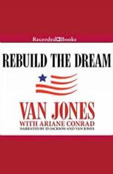 Rebuild the Dream, Van Jones
