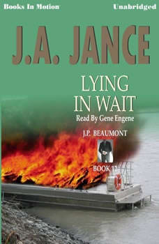 Lying In Wait, J.A. Jance