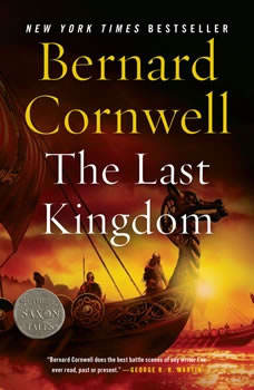 The Last Kingdom, Bernard Cornwell