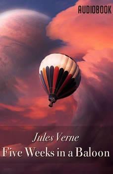 Five Weeks in a Balloon, Jules Verne