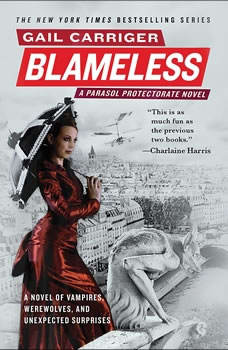 Blameless, Gail Carriger