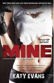 Mine, Katy Evans
