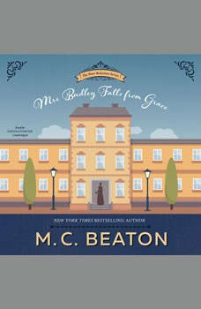 Mrs. Budley Falls from Grace, M. C. Beaton