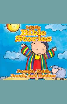 Little Bible Stories: Joseph, Ruth, Jonah, and Esther, Johannah Gilman Paiva