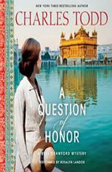 A Question of Honor: A Bess Crawford Mystery, Charles Todd