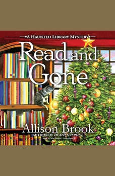 Read and Gone: A Haunted Library Mystery, Allison Brook