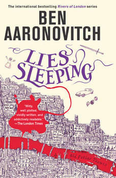 Lies Sleeping, Ben Aaronovitch