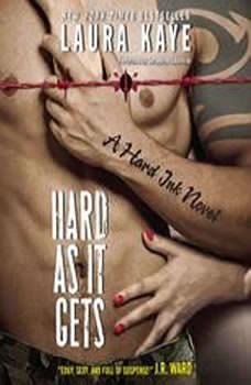 Hard As It Gets: Hard Ink Hard Ink, Laura Kaye