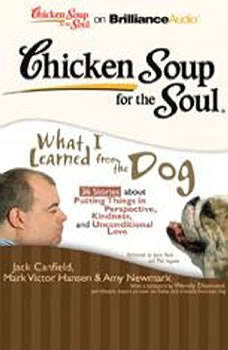 Chicken Soup for the Soul: What I Learned from the Dog - 36 Stories about Putting Things in Perspective, Kindness, and Unconditional Love, Jack Canfield