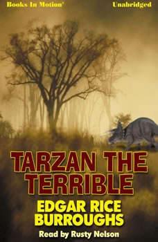 Tarzan The Terrible , Edgar Rice Burroughs