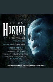 The Best Horror of the Year Volume Nine, Ellen Datlow