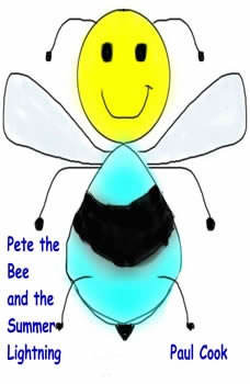 Pete the Bee and the Summer Lightning, Paul Cook