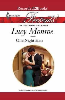 One Night Heir, Lucy Monroe