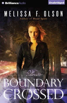 Boundary Crossed, Melissa F. Olson