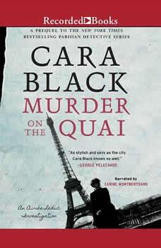 Murder on the Quai, Cara Black