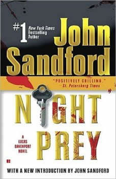 Night Prey, John Sandford