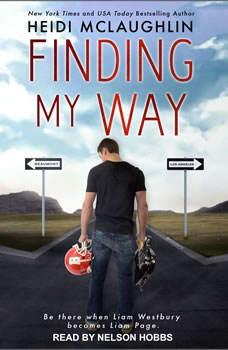 Finding My Way, Heidi McLaughlin