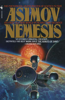 Nemesis: A Novel, Isaac Asimov