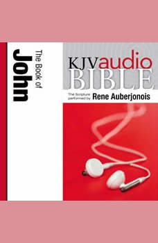 Pure Voice Audio Bible - King James Version, KJV: (30) John, Zondervan