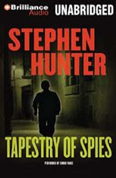 Tapestry of Spies, Stephen Hunter