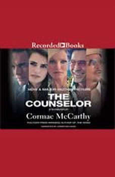 The Counselor: A Screenplay, Cormac McCarthy
