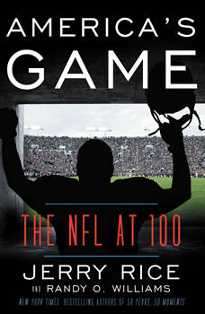 America's Game: The NFL at 100, Jerry Rice