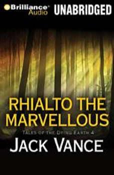 Rhialto the Marvellous, Jack Vance