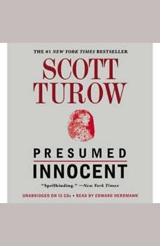 Presumed Innocent, Scott Turow