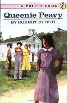 Queenie Peavy, Robert Burch