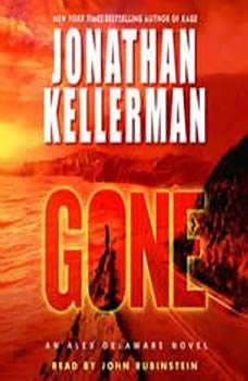 Gone: An Alex Delaware Novel, Jonathan Kellerman