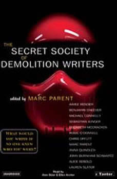 The Secret Society of Demolition Writers, Aimee Bender