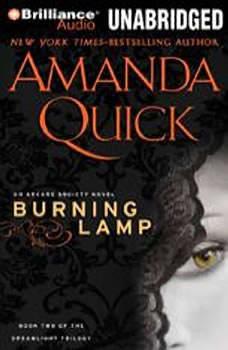 Burning Lamp, Amanda Quick