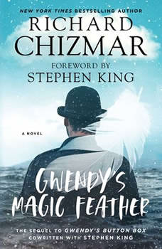 Gwendy's Magic Feather, Richard Chizmar